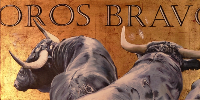 TOROS BRAVOS